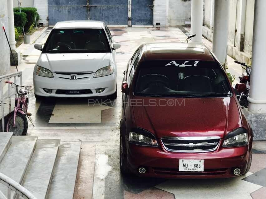 Chevrolet Optra - 2006 champuchamp Image-1
