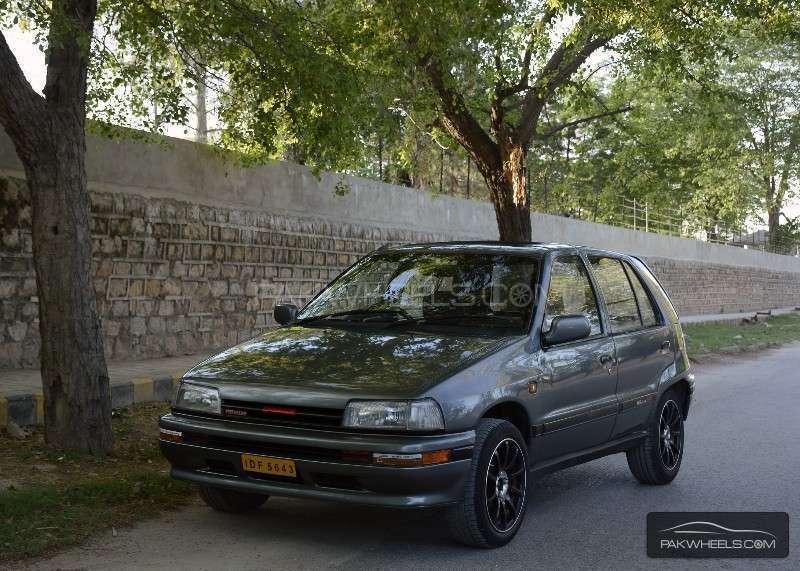 Daihatsu Charade - 1993  Image-1
