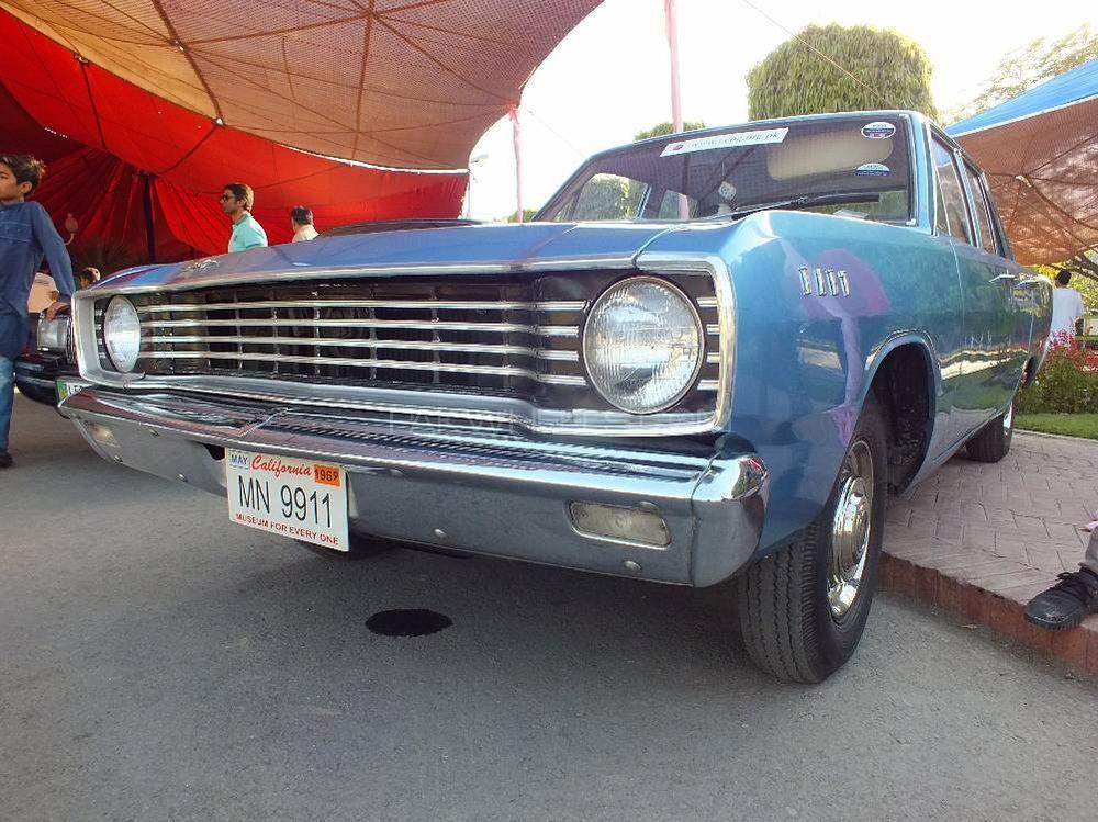 Dodge Dart - 1969  Image-1