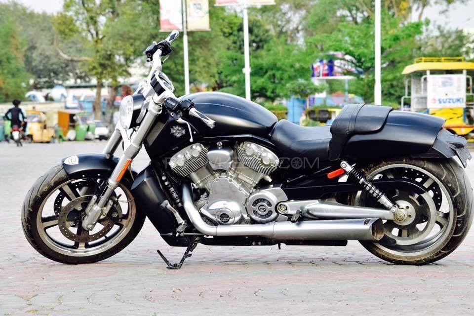 Harley Davidson V-Rod - 2012 V-Rod Image-1
