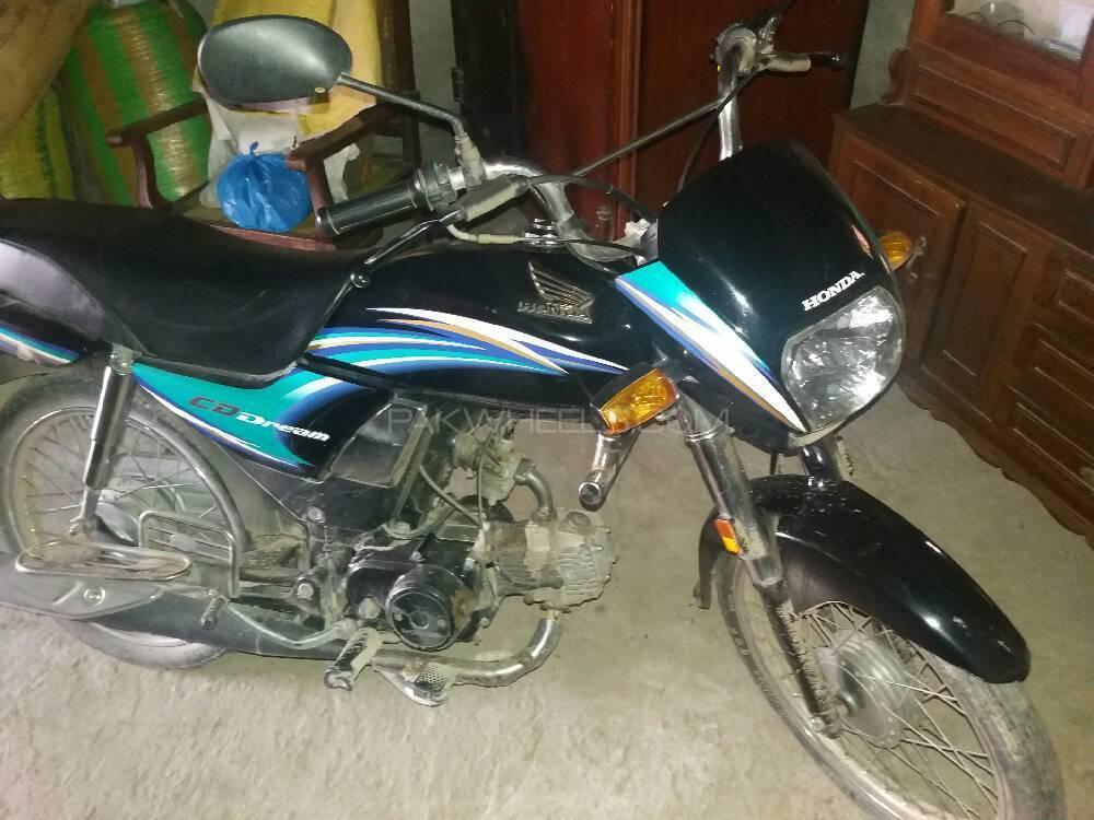 Honda CD 70 Dream - 2014 dark rider Image-1