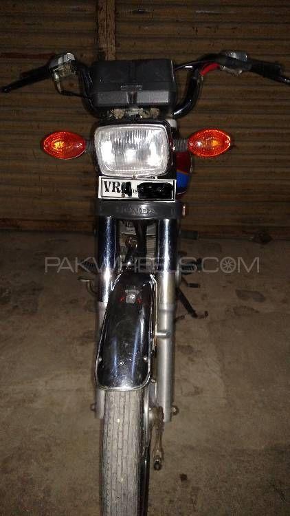 Honda CG 125 - 2008  Image-1