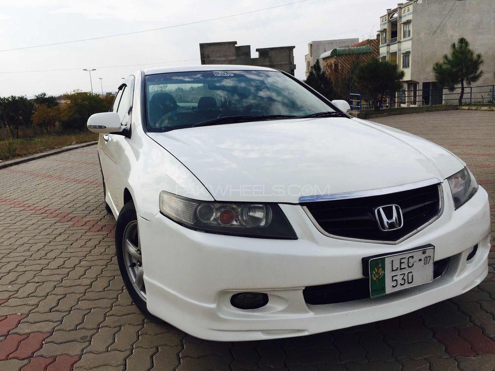 Honda Accord - 2003 hamza Image-1