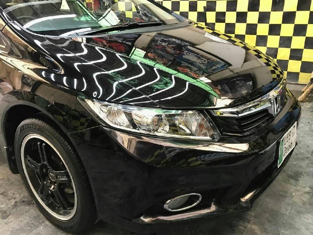 Honda Civic - 2013 Cj X Image-1