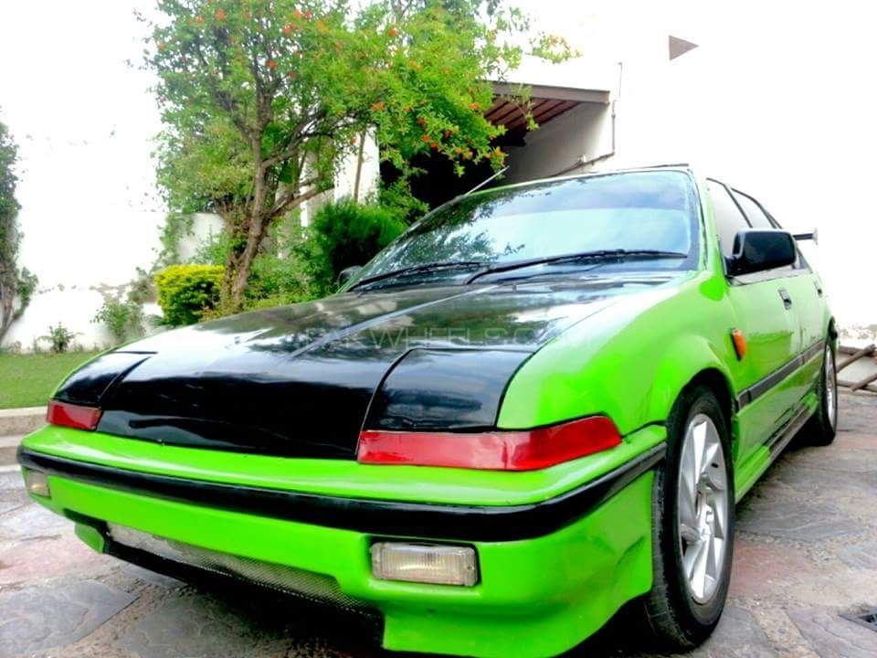 Honda Integra - 1987  Image-1
