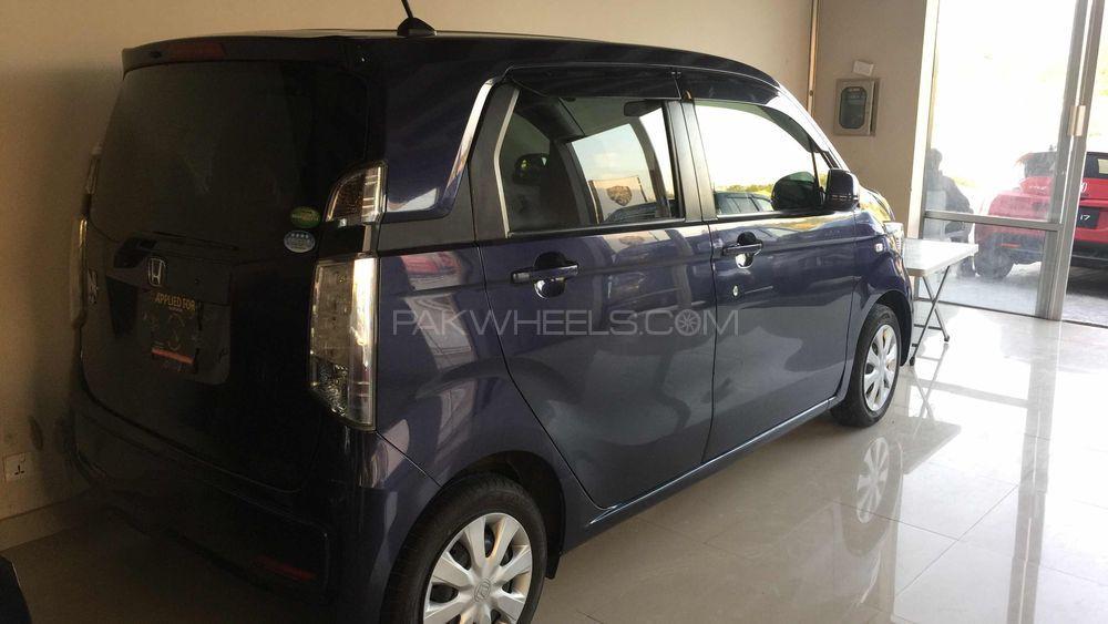 Honda N Wgn - 2014 J M C Image-1