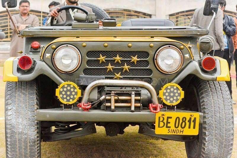 Jeep M 151 - 1976  Image-1
