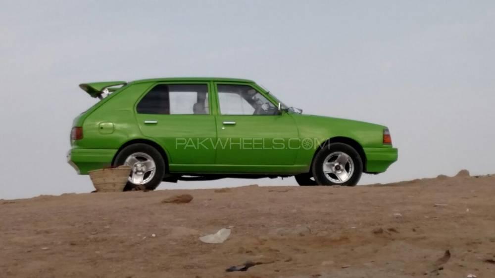 Mazda 323 - 1981  Image-1