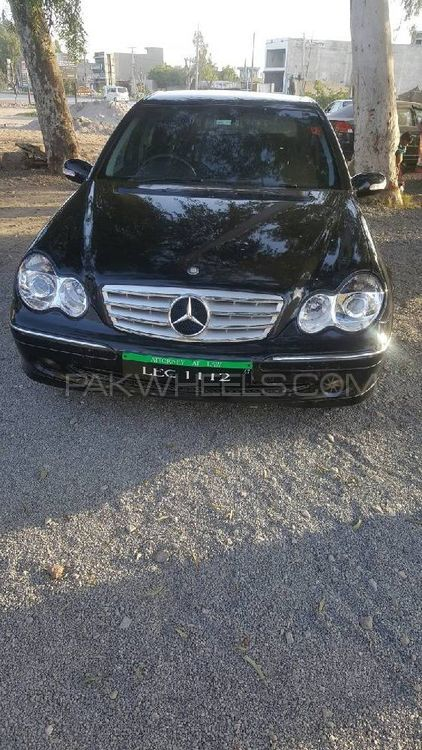 Mercedes Benz C Class - 2003  Image-1