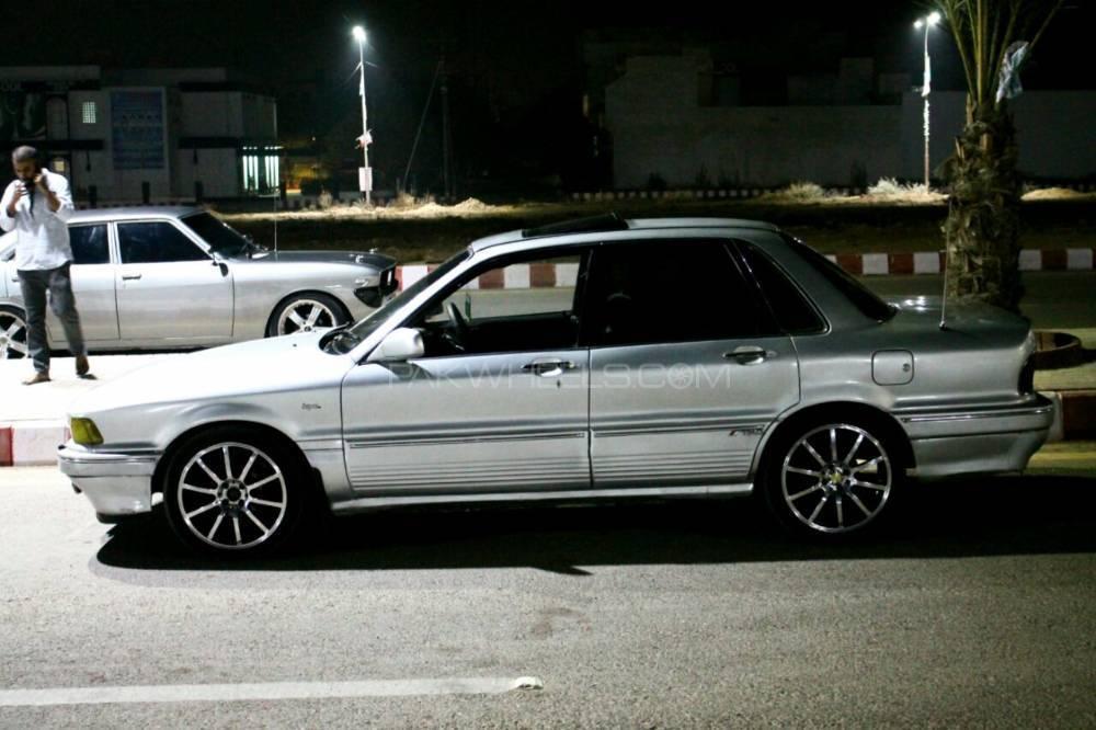 Mitsubishi Galant - 1988  Image-1
