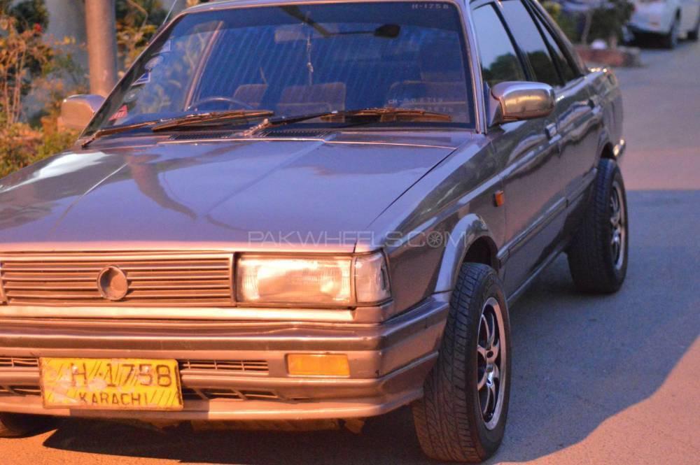 Nissan Sunny - 1989  Image-1