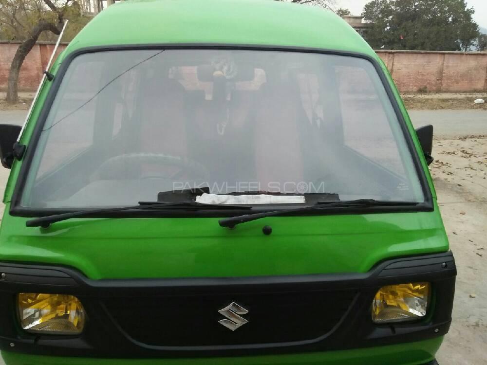 Suzuki Bolan - 2016 Adnan Image-1