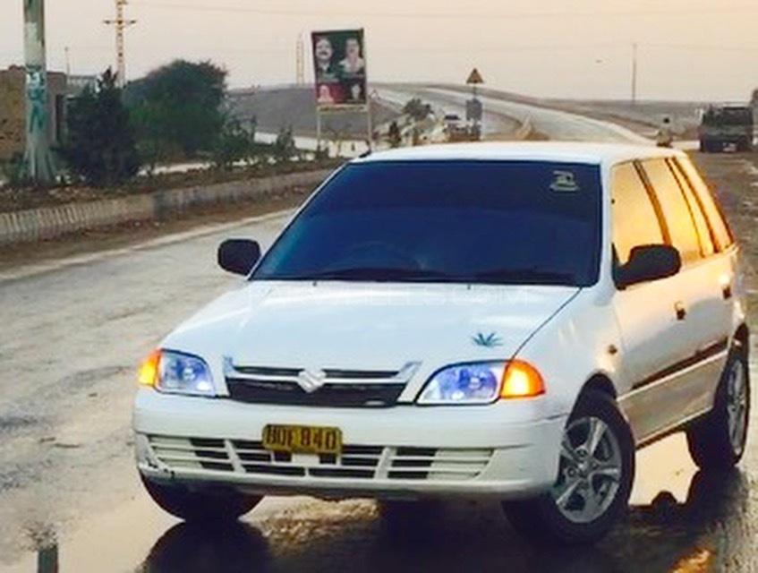 Suzuki Cultus - 2015  Image-1