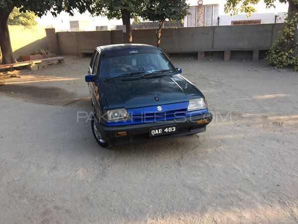 Suzuki Khyber - 1988 maru dekro Image-1