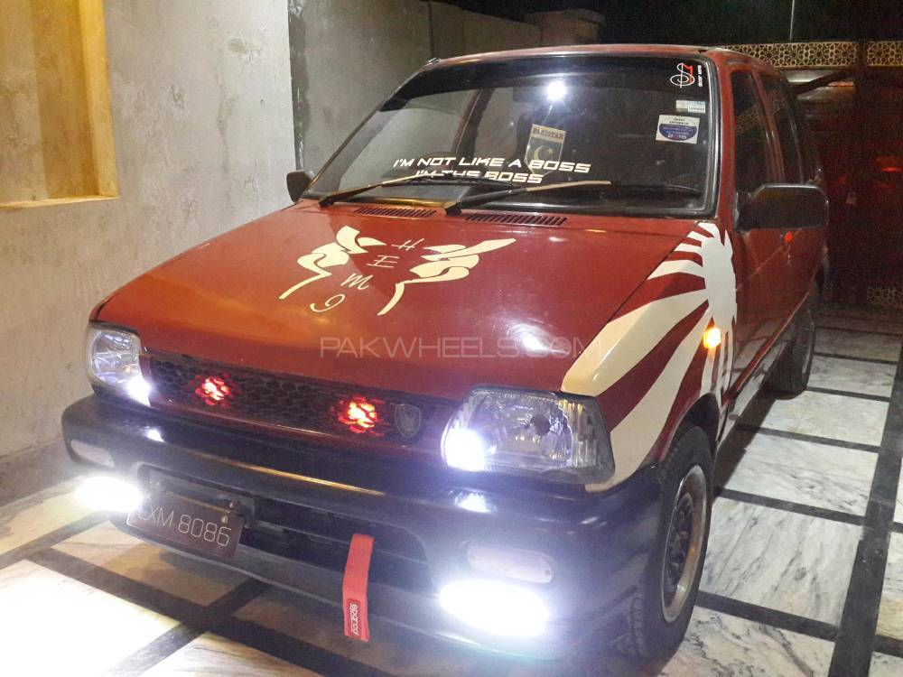 Suzuki Mehran - 1999  Image-1