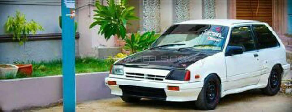 Suzuki Swift - 1992 GTi Image-1