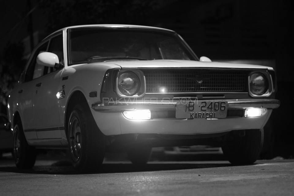 Toyota Corolla - 1976  Image-1