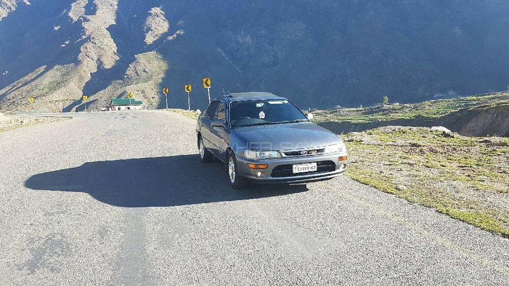 Toyota Corolla - 1996 GandapuR Image-1