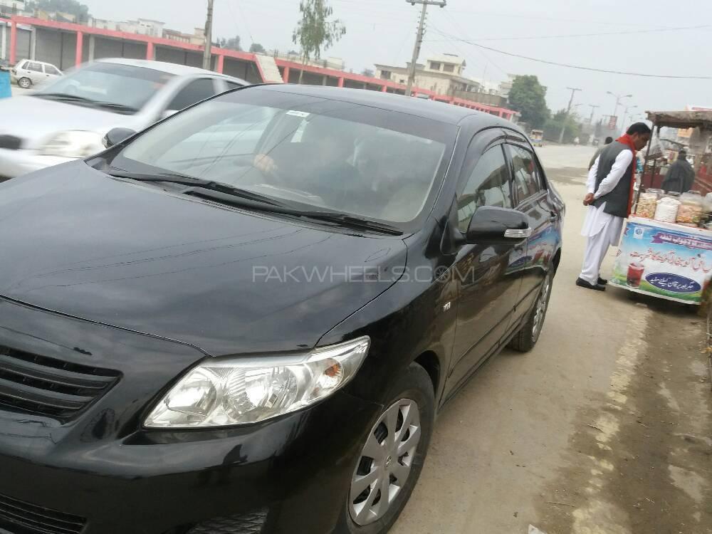 Toyota Corolla - 2010 kpk Image-1