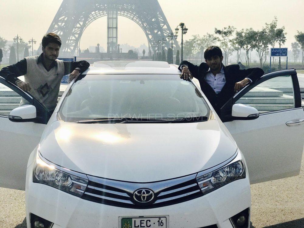 Toyota Corolla - 2016 grande Image-1
