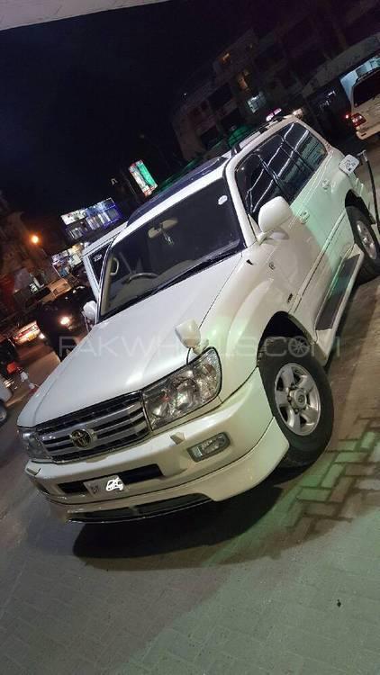 Toyota Land Cruiser - 2000  Image-1