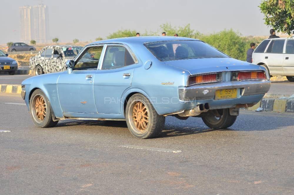 Toyota Mark II - 1974  Image-1