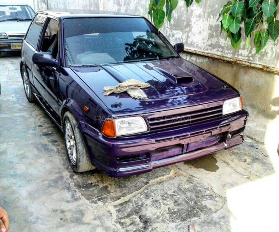 Toyota Starlet - 1985  Image-1