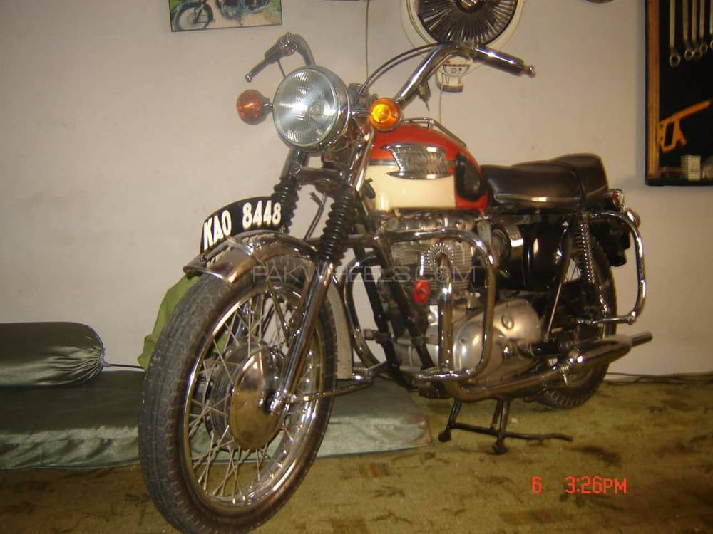 Triumph Other - 1961  Image-1