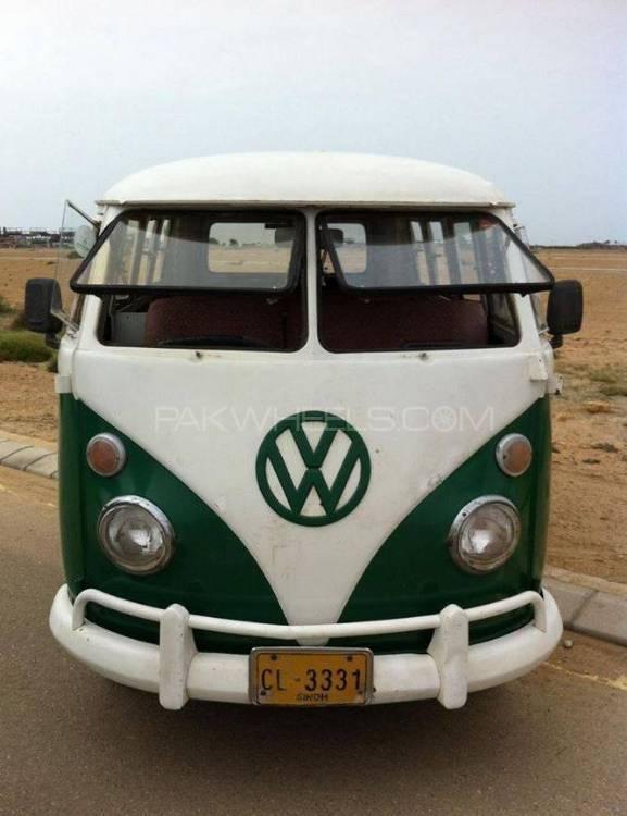 Volkswagen Micro Bus - 1964  Image-1