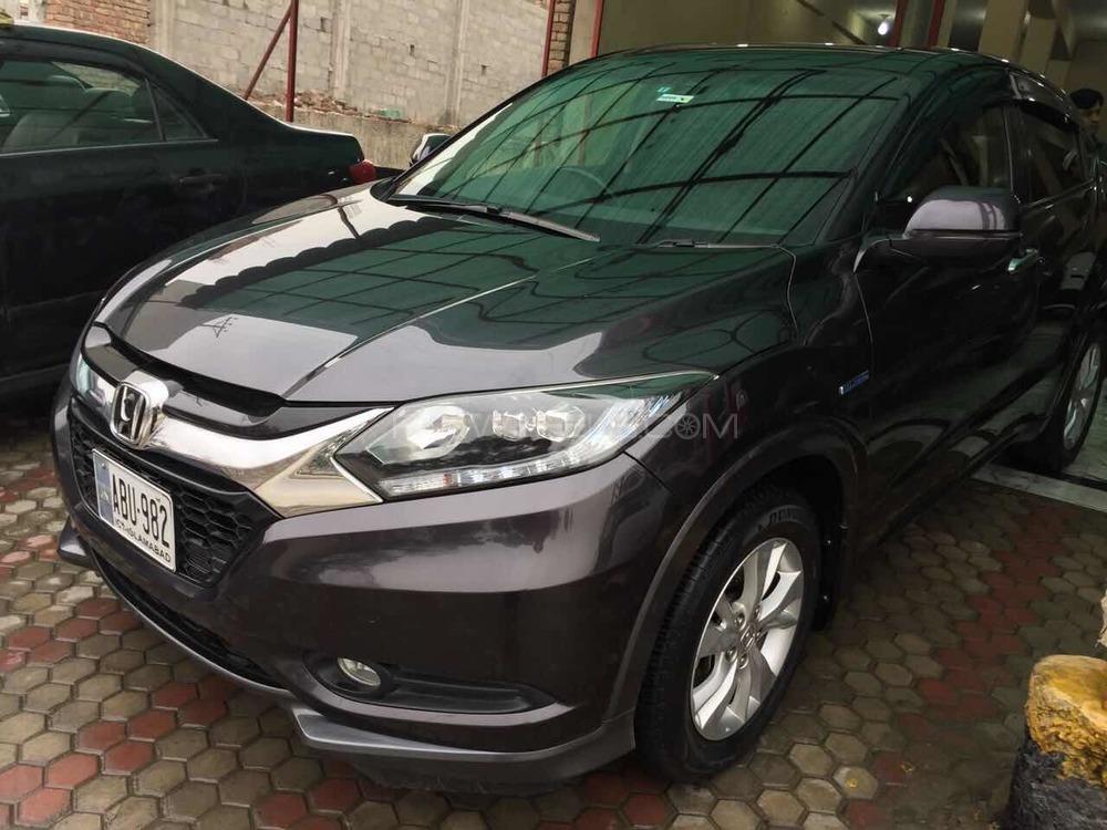 Honda Vezel - 2014 Ahmad  Image-1