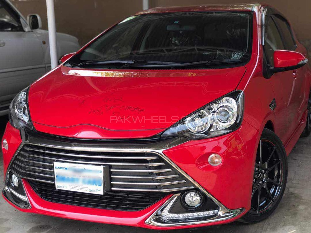 Toyota Aqua - 2014 Aqua Gs Image-1