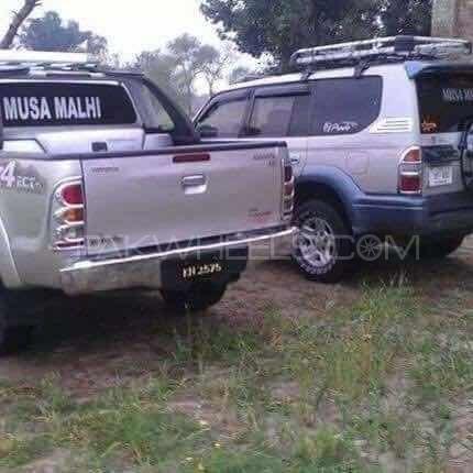 Toyota Hilux - 2005 musa Mustafa Image-1