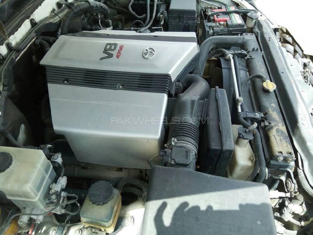 Toyota Land Cruiser - 2004  Image-1
