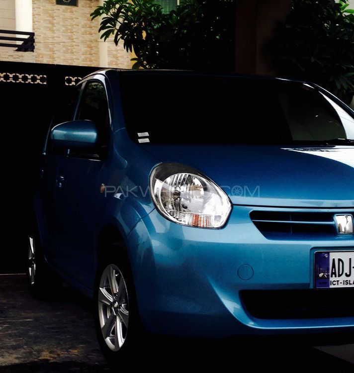 Toyota Passo - 2013 Lucy Image-1