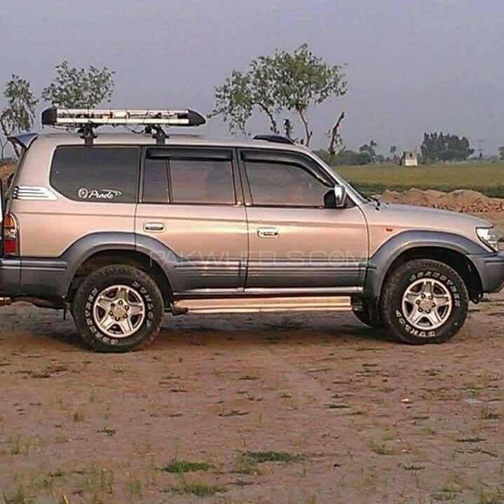 Toyota Prado - 1997 musa Mustafa  Image-1