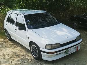 Daihatsu Charade - 1987