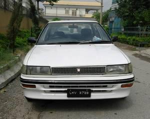 Toyota Corolla - 1988