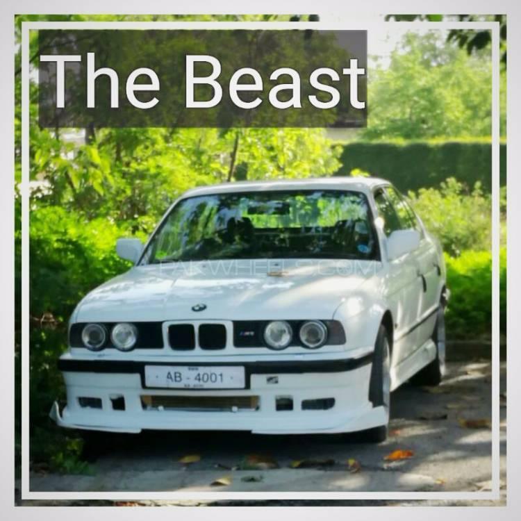 BMW 5 Series - 1994  Image-1