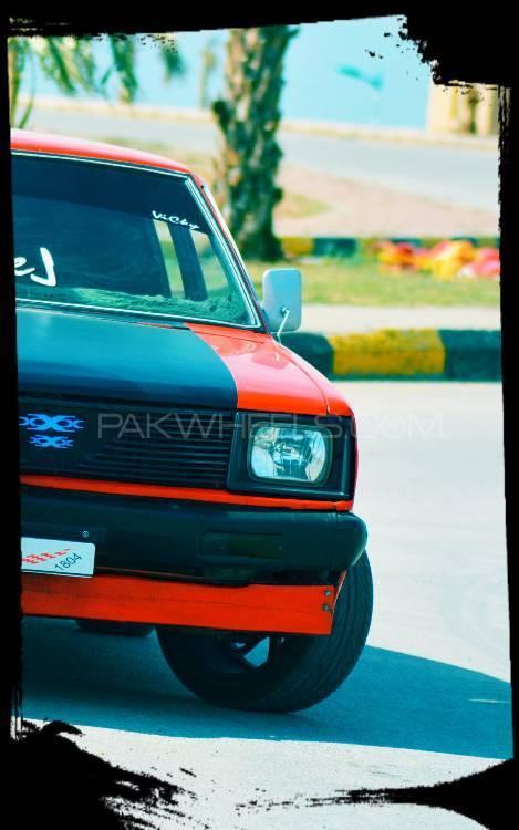 Datsun 120 Y - 1980  Image-1