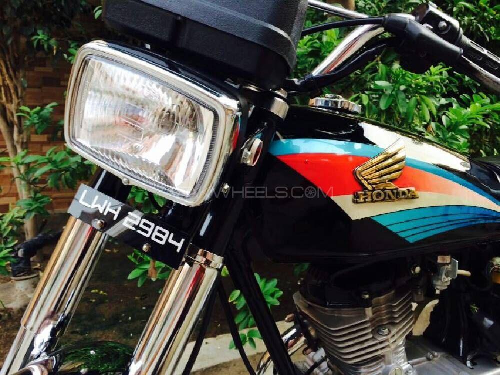 Honda CG 125 - 2006  Image-1