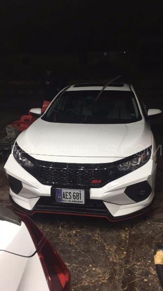 Honda Civic - 2016 Civic Image-1