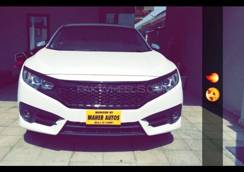 Honda Civic - 2017 sos Image-1