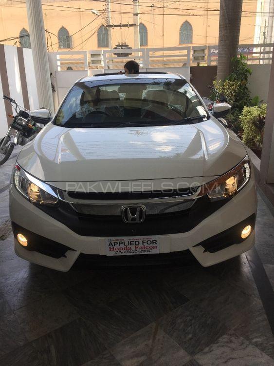 Honda Civic - 2017 Civic x Image-1