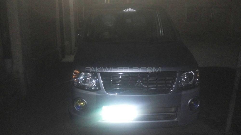 Mitsubishi Ek Wagon - 2013 Ek wagon Image-1