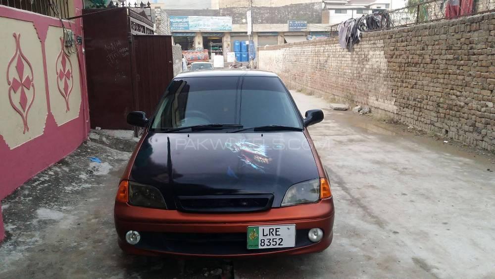 Suzuki Cultus - 2002  Image-1