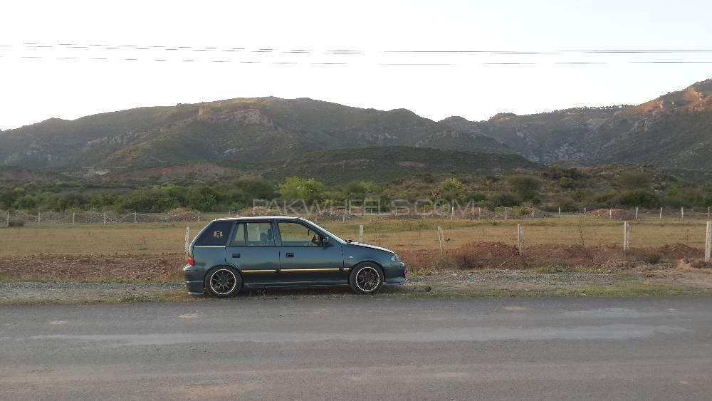 Suzuki Cultus - 2008  Image-1