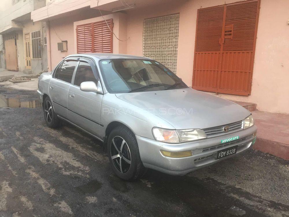Toyota Corolla - 2001 Shoaib Image-1
