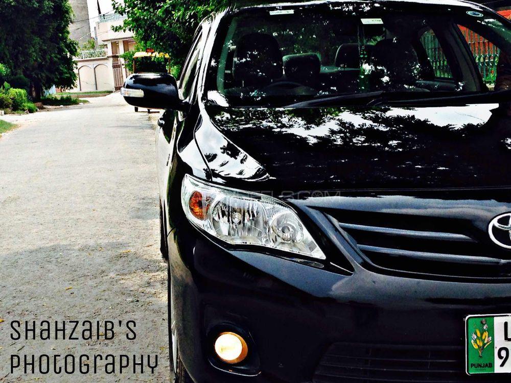 Toyota Corolla - 2012 Rillo Image-1