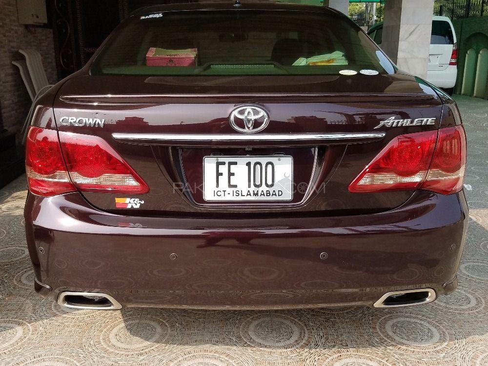 Toyota Crown - 2009  Image-1