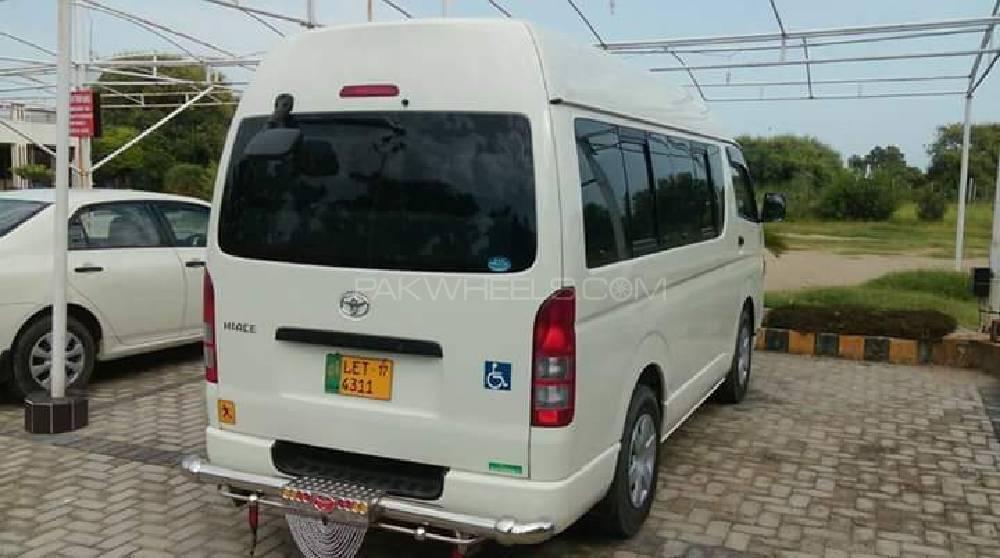 Toyota Hiace - 2012 4311 Image-1